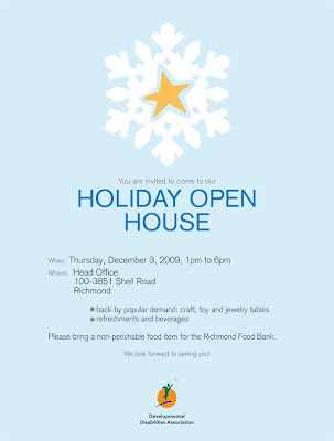 DDA Holiday Open House