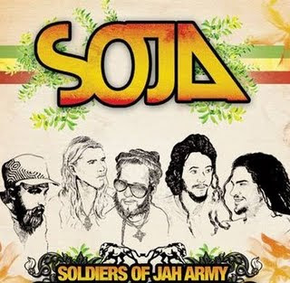 SOJA - Soldiers Of Jah Army - Selection (2013)