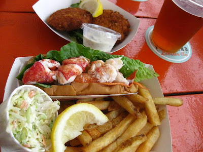 Great Food Houston: Lobster Rolls Galore