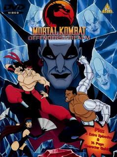 MK Mortal Kombat: Defensores da Terra RMVB Dublado