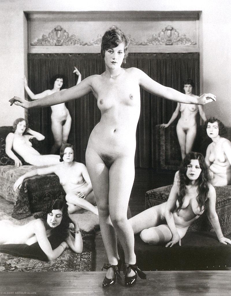 India allen en vintage erotica