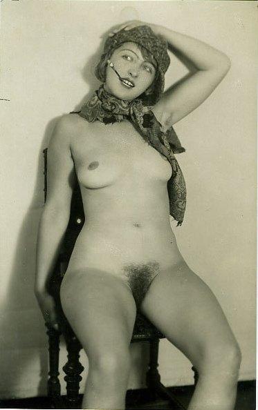1920s nudes erotica vintage