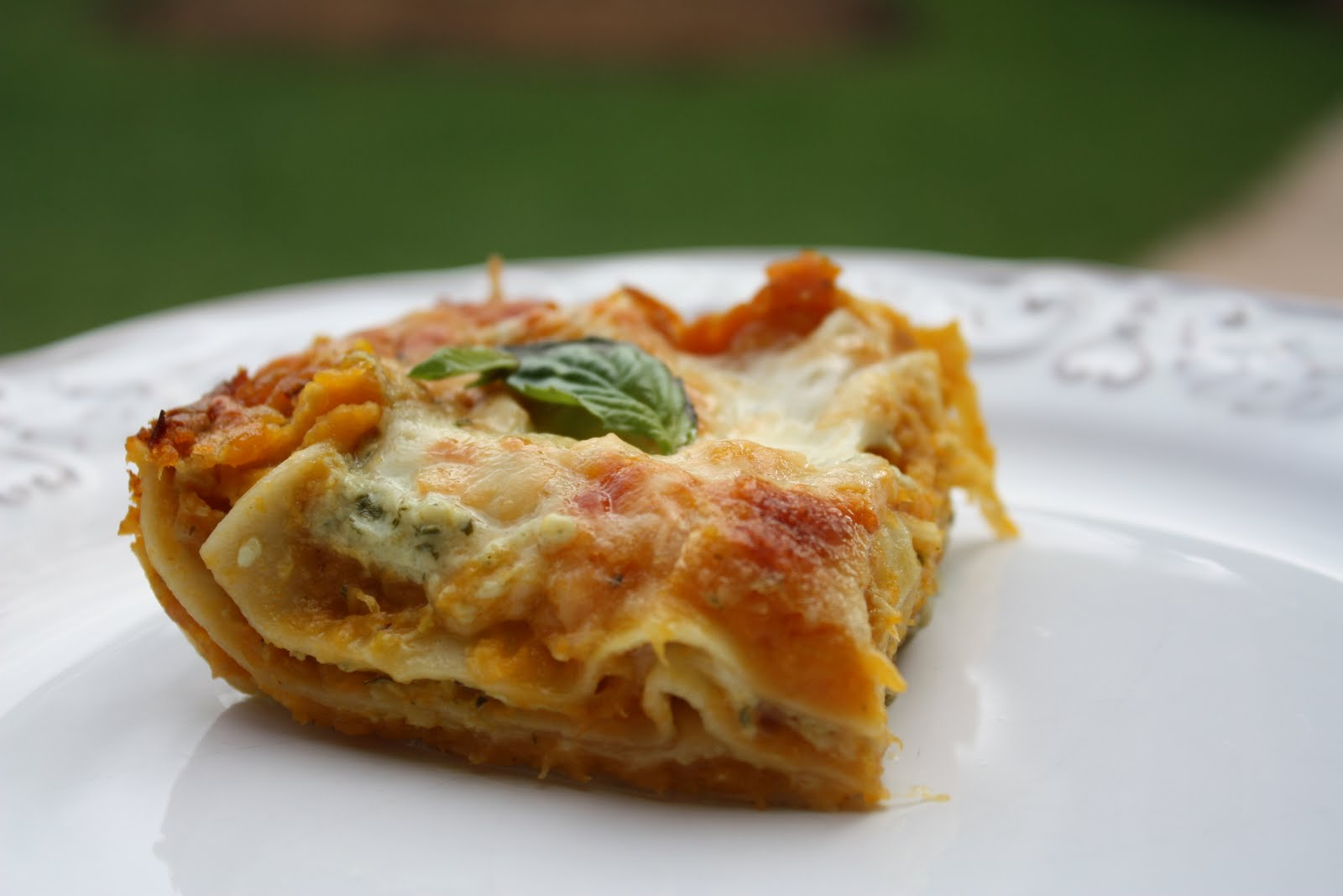 Butternut Squash Lasagna | Yummy Mummy Kitchen | A Vibrant Vegetarian ...