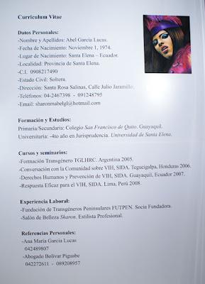 Curriculum Vitae Ejemplos | New Calendar Template Site