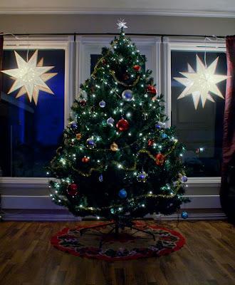 Årets juletre