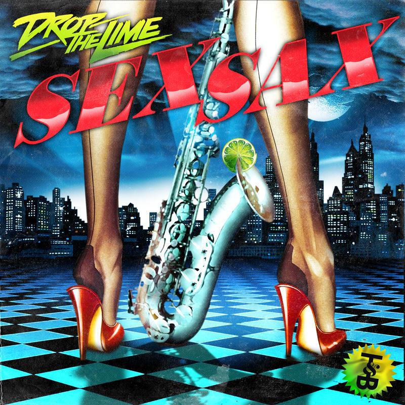 Drop The Lime - Sex Sax (Bart B More House Remix) width=