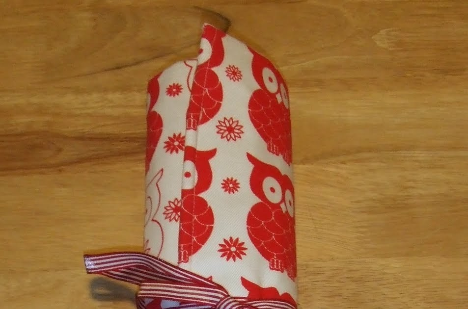 Crafting With Mel: Knitting Needle Roll