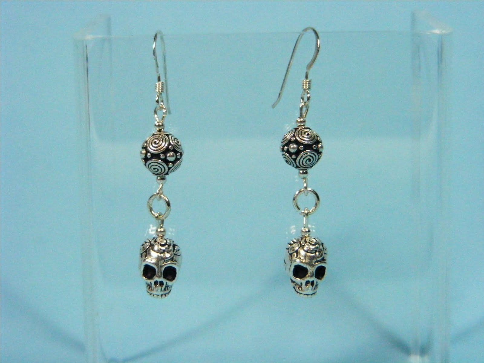 tuareg silver gundara earrings niger and nice tekiket from onix shop design