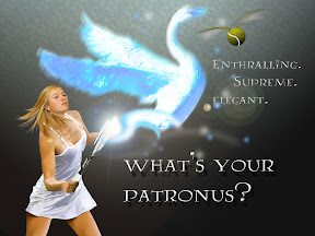 Maria Sharapova Patronus Wallpaper