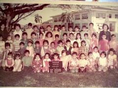 idi nagbasaak iti Puunene School, Maui, Hawaii