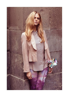Gorgeous Erin Heatherton for Elle France