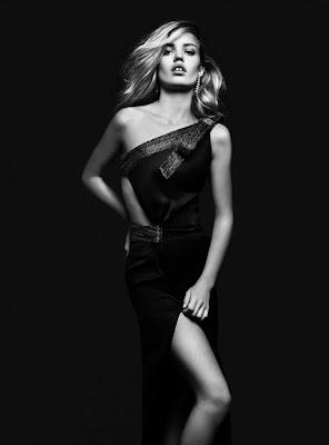 Georgia May Jagger by Hedi Slimane for Harpers Bazaar US November 2010