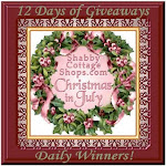 12 Days of Giveaway Winners