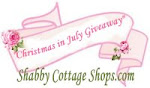"Don't Forget to Enter Our ""Christmas in July Giveaway""!"