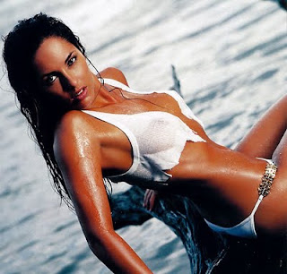 hot barbara mori exposing in bikini and topless