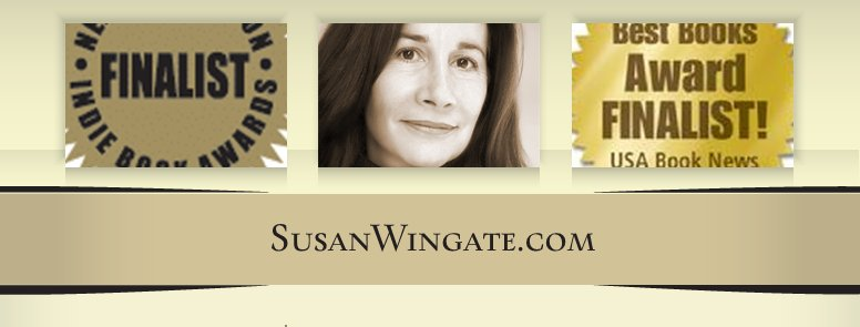 Susan Wingate's Official Blog