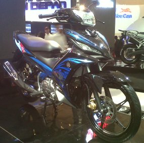 Yamaha Jupiter MX Terbaru New Jupiter Mx