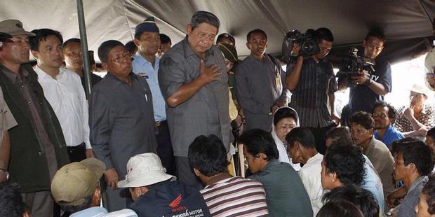 Inilah Isi Keputusan Presiden SBY Terkait Bencana Merapi