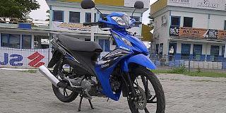 Suzuki Shogun Axelo