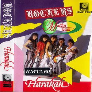 Rockers - Harakah '88 - (1988)