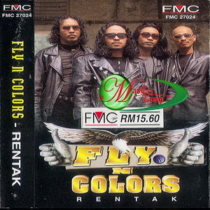 Fly N Colors - Rentak '97 - (1997)