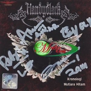 Handy Black - Kronologi Mutiara Hitam 2008