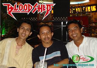 Dua Gitarist Utama Bloodshed Bertemu!!