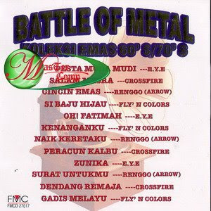 Battle Of Metal - Koleksi Emas 60'70s '97