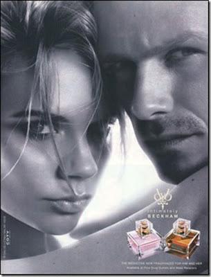 Victoria Beckham Perfume Gift Set. Intimately Beckham from Him