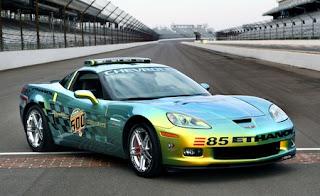 2008 Indy 500 E85 Corvette Ethanol