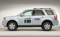 Ford E85 Hybrid Food vs Fuel Eethanol Energy