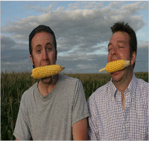 King Corn Movie Two Ears Down Dumb and Dumber