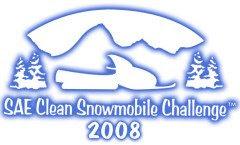 2008 SAE clean snowmobile challenge ethanol E85