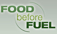 Food Before Fuel Grocery Manufacturers Association GMA foodb4fuel foodtofuel