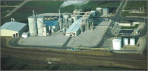 East Kansas Agri-Energy, ethanol facility