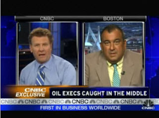 Joe Petrowski Gulf Oil CNBC Ethanol