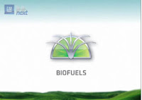 General Motors E85 Ethanol biofuels