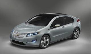 General Motors Volt E85 Ethanol