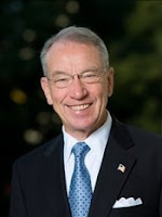 Senator Charles Grassley Iowa ethanol farm EPA