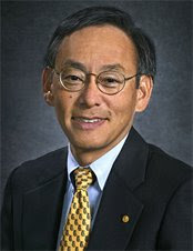 US Secretary of Energy Steven Chu