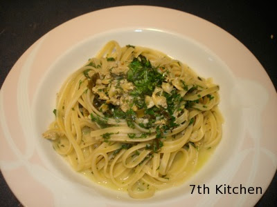 clams, so i and quick. Grill-roasted clam sauce are Clams in Linguine ...