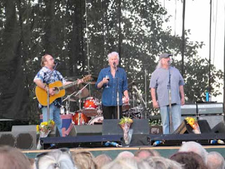 Crosby Stills Nash Concert - Troutdale, Washington, USA