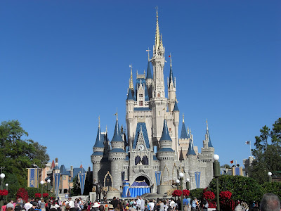 Walt Disney World. Cinderella's Castle