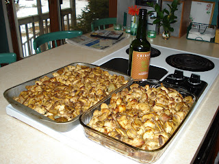 Eats Home Chicken Marsala For A Crowd