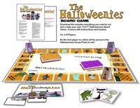 Halloweenies Board Game