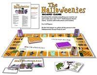 Halloweenies Board Game