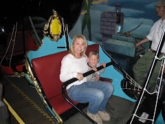 Peter Pan Ride with Mommy