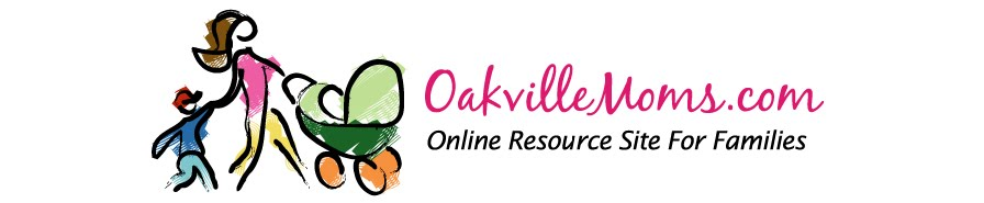 OakvilleMoms.com is an online resource site for moms.