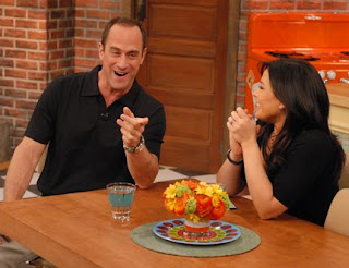 Does The Talk archive recipes presented on the show?