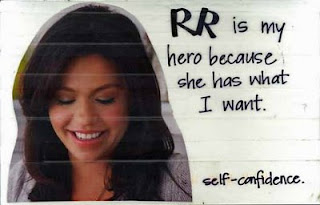 Rachael Ray Is a PostSecret